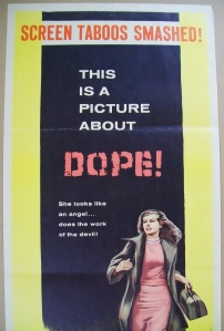 1957 Pickup Alley original movie poster US