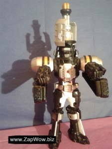 "Black Turbo Drill Ranger 9"" PROO Bandai 2006"