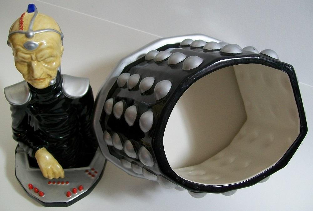 Dalek zapwow hq - Tardis ceramic cookie jar ...
